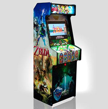 vinilos arcade